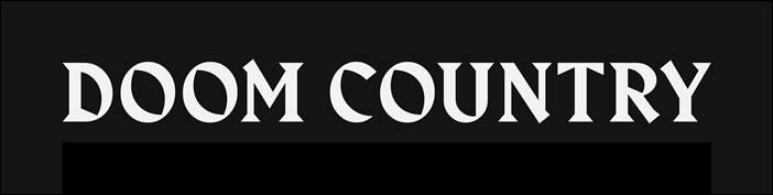 Kjellvandertonbruket – Doom Country (Startracks/Indigo)