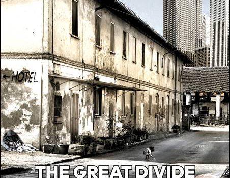 Steve Baker & the LiveWires – The Great Divide