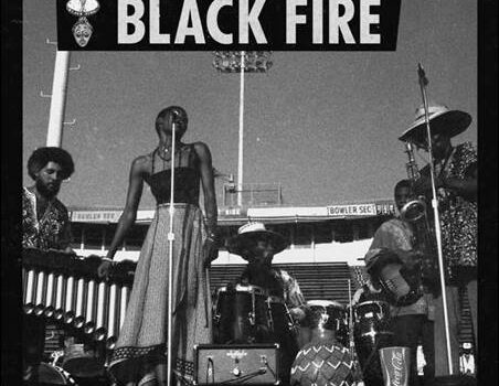 Various – Black Fire – Soul Love Now