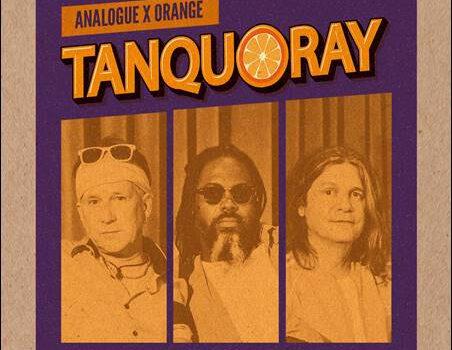 Tanquoray – Analogue X Orange