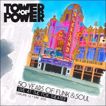 Tower Of Power – 50 Years Of Funk & Soul