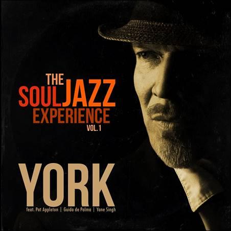 YORK – The Soul Jazz Experience Vol. 1