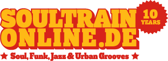 soultrainonline.de - Logo - 10 years (2018)