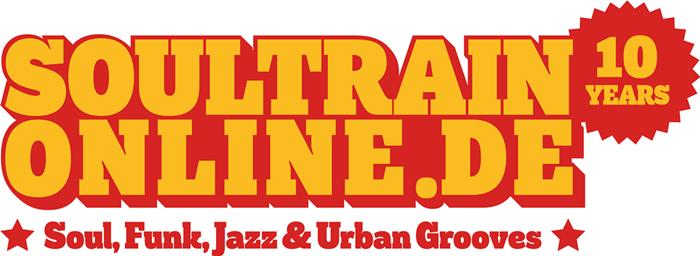 soultrainonline.de - 10 years - Logo (2018)